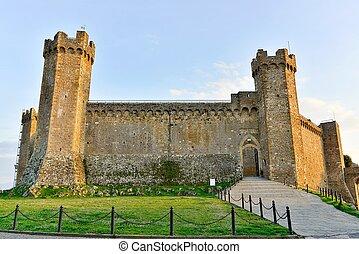 Rocca di Montalcino - Tuscany