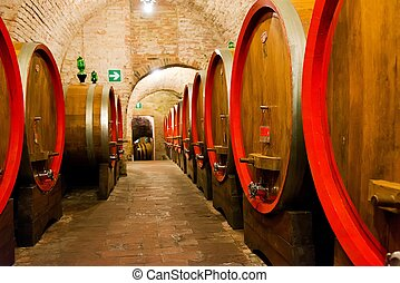 Wineries in Montepulciano - Tuscany