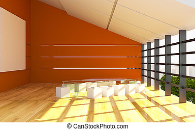 office interior modern