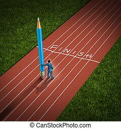 Winning Strategy - Winning strategy and creative thinking...