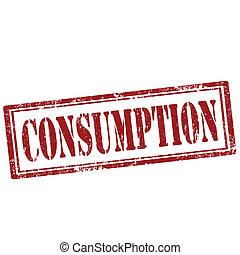 Consumption-stamp
