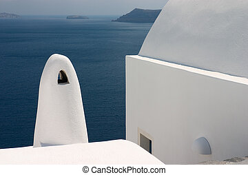 Abstract Greek Architecture