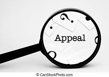 Search for appeal