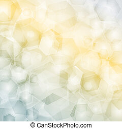 geometric pattern, triangles background, polygonal design. -...