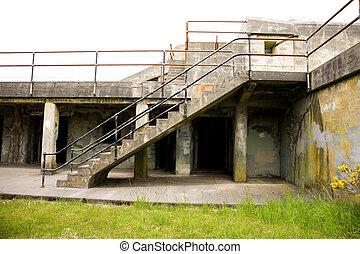 Fort Worden Bunker