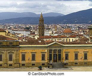 pitti palace - Pitti palace in florence italy