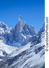 Los Glaciares National Park - Beautiful mountains of the...