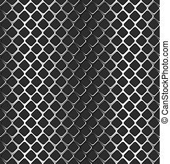 Metal grille - Seamless texture of metal grille.