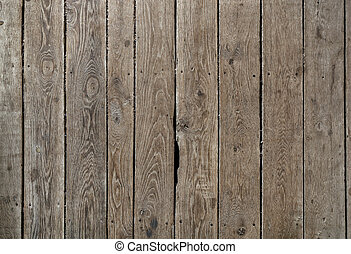 Old wooden weathered planks texture
