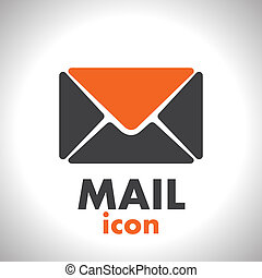 mail vector icon