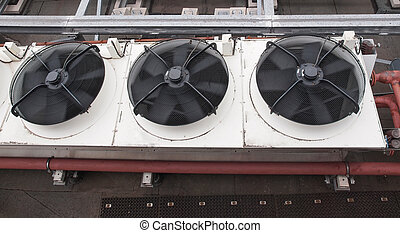 HVAC device - An heating ventilation and air conditioning...