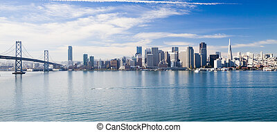 San Francisco Downtown - San Francisco City Downtown,...
