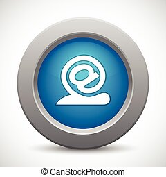 snail - email button