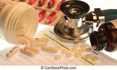 Prescription Drugs - HD - Prescription Drugs used in the...