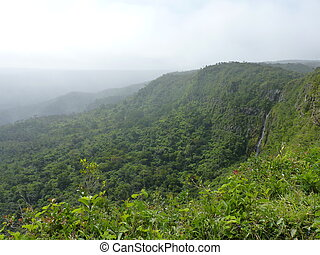 Black River Gorges