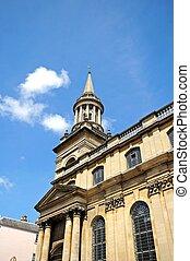 Lincoln College, Oxford.