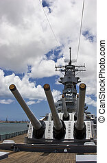 USS Missouri - Battleship USS Missouri also known as the...
