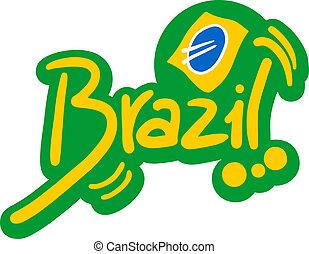 Brazil emblem