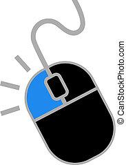 Button mouse