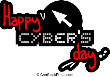 cyber day - Creative design of cyber day