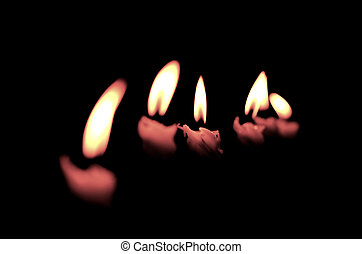 Lit candles Illustrations and Clip Art. 1,194 Lit candles royalty ...