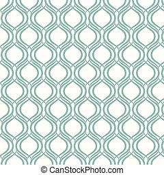 seamless pattern lines curve vector background