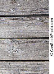 Wooden horisontal planks for background or texture