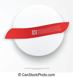 Set of blank rectangle labels
