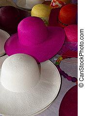 Accessory - Feminine Straw Hats