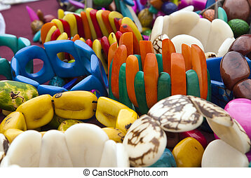 Tagua Jewelry - Bracelets - Tagua Jewelry - Vegetable Ivory...