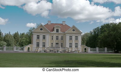 An old manor in Palmse Estonia FS700 Odyssey 7Q - An old...