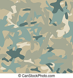 Camouflage military background. Sea