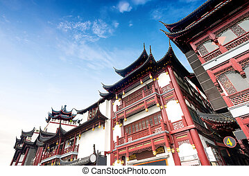 Shanghai ancient architecture