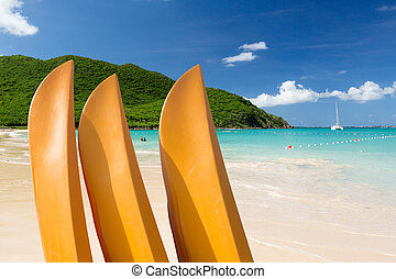 Glorious beach at Anse Marcel on St Martin - Anse Marcel...