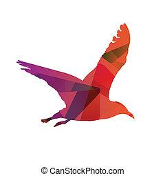 Abstract Bird