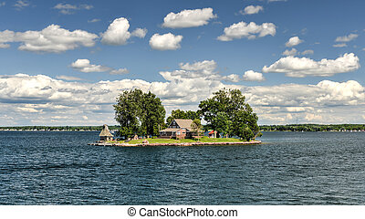 House on the Thousand Islands - House in the Thousand...