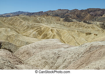 Death Valley National Park - View of Death Valley National...
