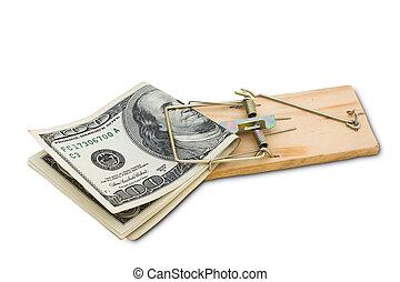 Prendre, risques, à, ton, argent
