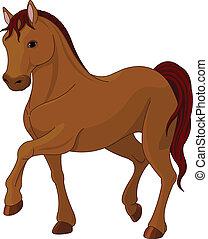 Purebred, cavalo