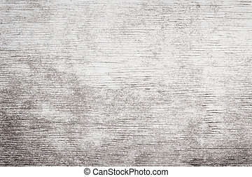 Old painted wood background - Gray wooden background of...