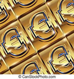 Euro ingot