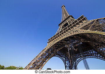 Eiffle Tower Paris France