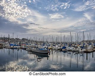 Monterey's Fisherman's Wharf, California - Monterey's...