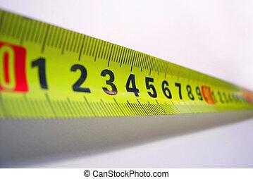 ruler - metal ruler