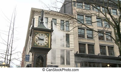 Steam Clock in Gastown - The popular Steam Clock in Gastown