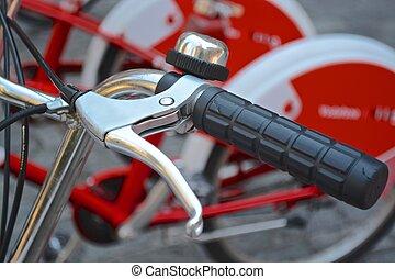 Bicycle handle bars