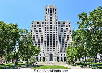 Alfried E. Smith Building, Albany, NY - Alfred E. Smith...