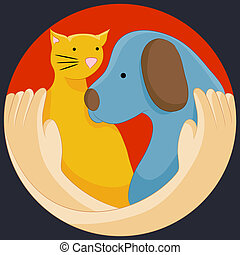 Animal Rights Protection - An image of an animal rights...