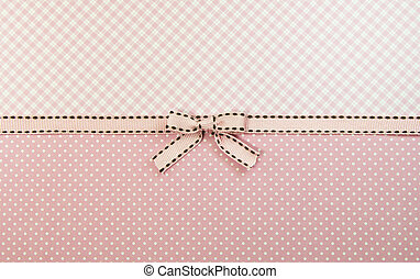 Baby background - baby girl birthday background.