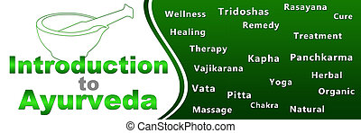 Introduction To Ayurveda Geen Keywo - An image with Ayurveda...